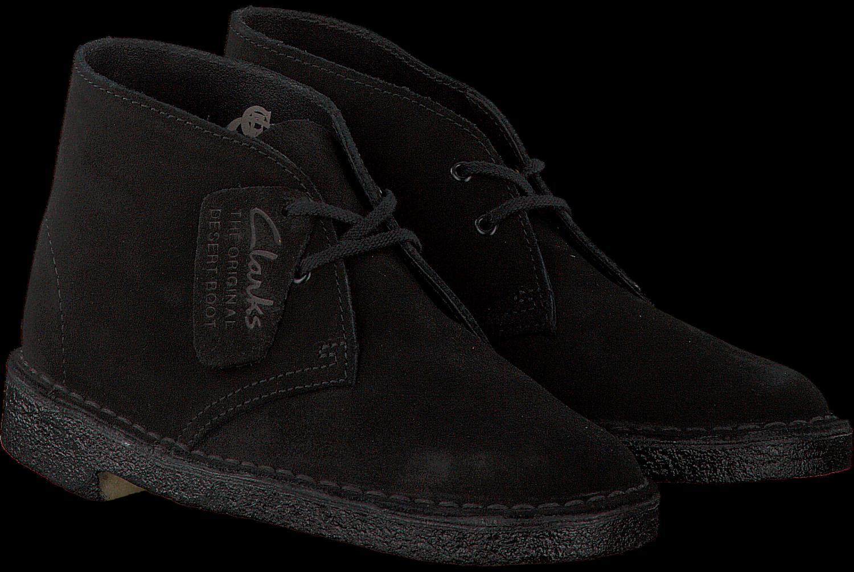 Chaussures De Noir Clarks nq2NQ