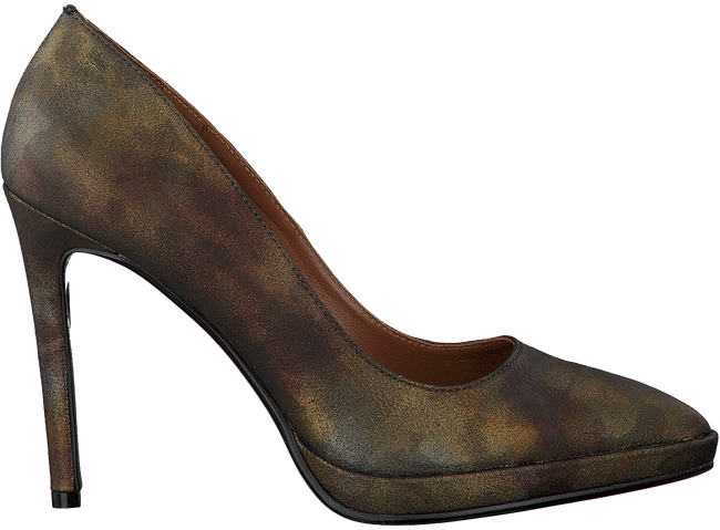 Bronzen LOLA CRUZ Pumps SALON T.105  - large