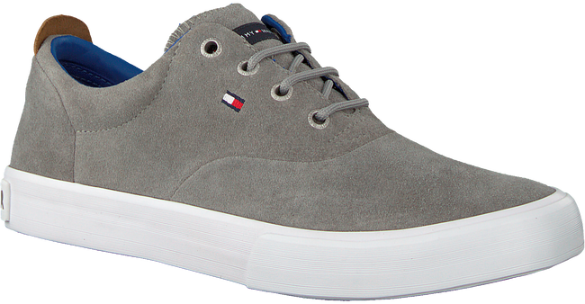 Grijze TOMMY HILFIGER Sneakers CORE THICK SNEAKER - large