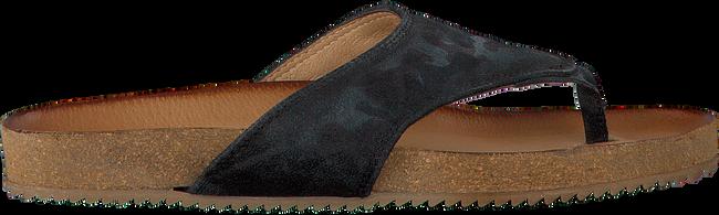 Zwarte MJUS Slippers 463004 - large