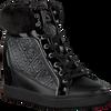 Zwarte GUESS Sneakers FLFUR3 ELE12  - small