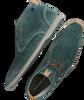 Blauwe FLORIS VAN BOMMEL Veterschoenen 20280  - small