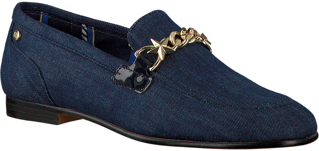 TOMMY HILFIGER LOAFERS FEMININE DENIM LOAFER CHAIN - large