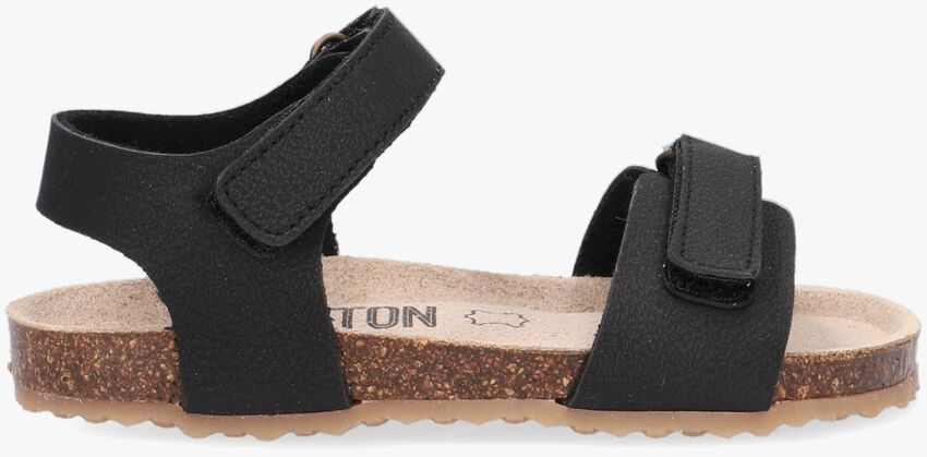 Zwarte TON & TON Sandalen AERICK  - larger