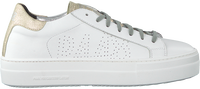 Witte P448 Lage sneakers THEA  - medium
