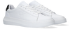 Witte CALVIN KLEIN Lage sneakers CHUNKY SOLE - small