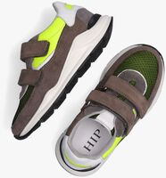 Grijze HIP Lage sneakers H1701  - medium