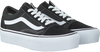 Zwarte VANS Sneakers OLD SKOOL PLATFORM - small