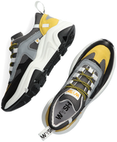 Grijze WYSH Lage sneakers CALVIN  - medium