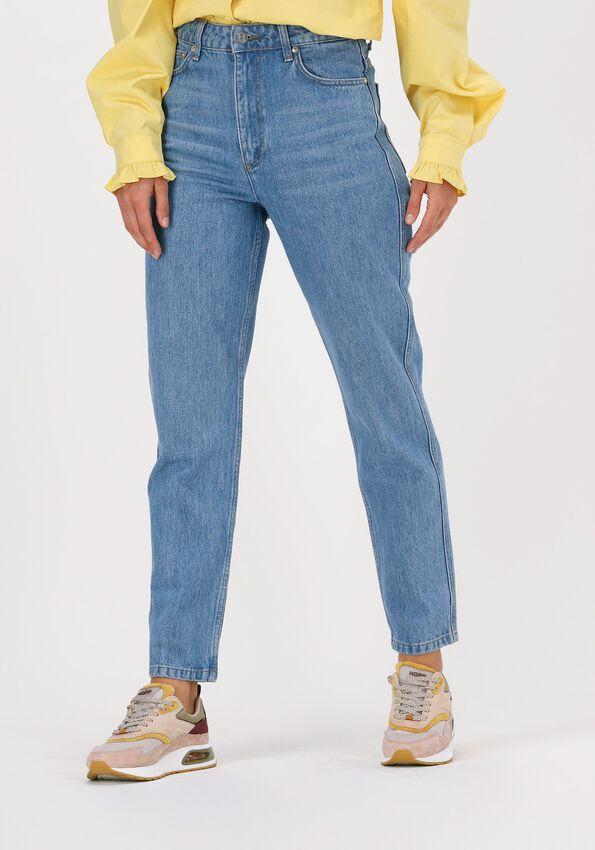 Blauwe GESTUZ Mom jeans DENAGZ MOM JEANS  - larger