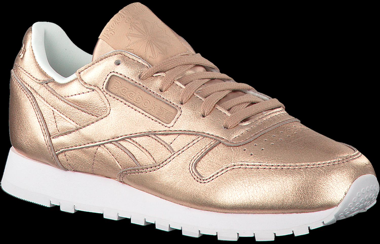 Roze Reebok Sneakers En Cuir Wmn Cl dOlAoMo5FP