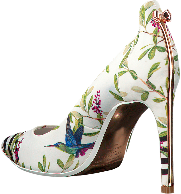 Witte TED BAKER Pumps TED BAKER HALLDEN - large