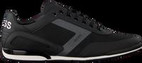 Zwarte BOSS Lage sneakers SATURN LOWP ACT5  - medium