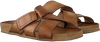 Cognac MJUS Slippers 463003 - small