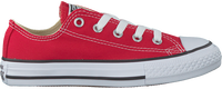Rode CONVERSE Sneakers CHUCK TAYLOR ALL STAR OX KIDS - medium