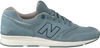 Blauwe NEW BALANCE Sneakers WL697G WMN - small