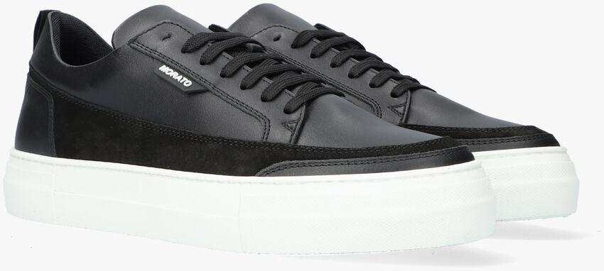 Zwarte ANTONY MORATO Lage sneakers MMFW01434  - larger
