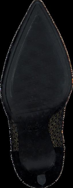 Zwarte LODI Enkellaarsjes VIREN-GOTE  - large