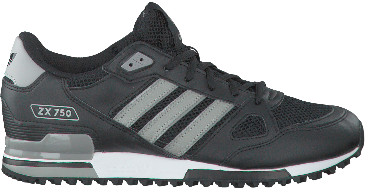 premium selection 661bd ae17e Zwarte ADIDAS Sneakers ZX 750 HEREN - large. Next. Previous