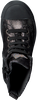 Zwarte SHOESME Veterboots SH9W018  - small