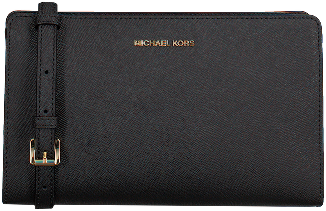 Zwarte MICHAEL KORS Clutch LG CROSSBODY CLUTCH - large