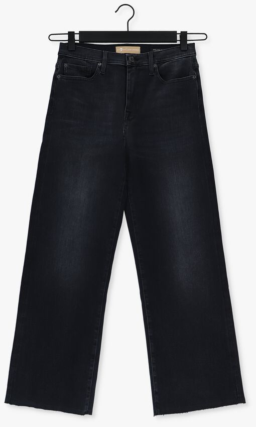 Grijze 7 FOR ALL MANKIND Straight leg jeans CROPPED ALEXA - larger