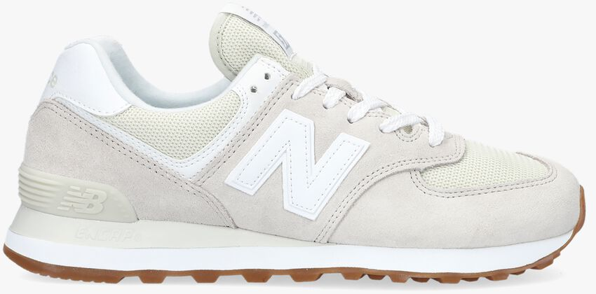 Beige NEW BALANCE Lage sneakers WL574  - larger