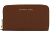 Cognac MICHAEL KORS Portemonnee LG FLAT MF PHONE CASE - small
