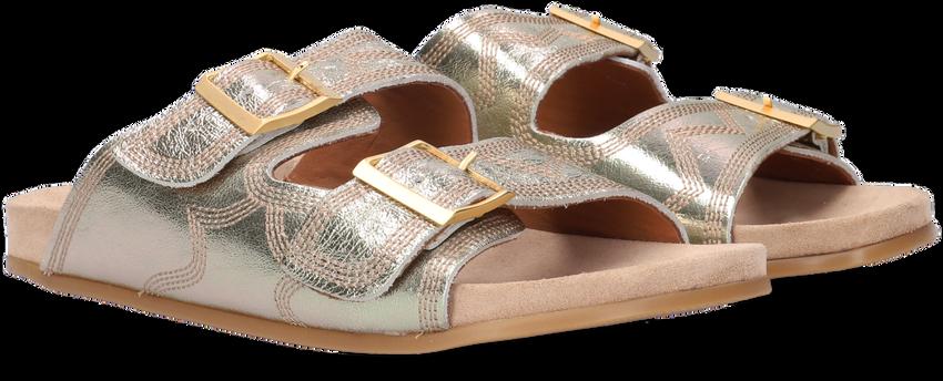 Gouden NOTRE-V Slippers 10369  - larger