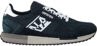 Blauwe NAPAPIJRI Lage sneakers VIRTUS  - medium