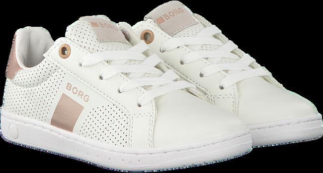 Witte BJORN BORG Sneakers T307 LOW PRF MET K - large