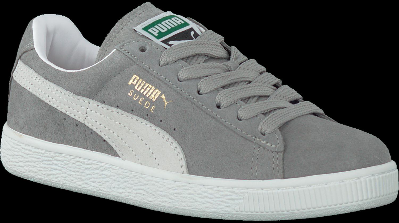 d8bba999245 Grijze PUMA Sneakers SUEDE CLASSIC+ DAMES. PUMA. Previous