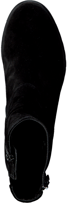 Zwarte GABOR Enkellaarsjes 092  - large