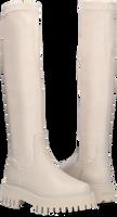 Witte BRONX Hoge laarzen GROOV-Y 14211  - medium