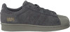 Grijze ADIDAS Sneakers SUPERSTAR J  - small