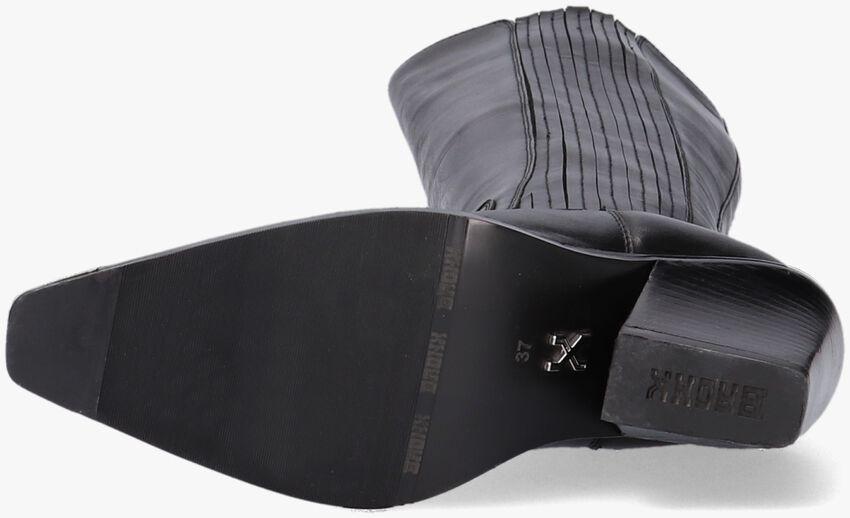 Zwarte BRONX Hoge laarzen NEW-KOLE 14232  - larger