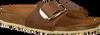 cognac BIRKENSTOCK PAPILLIO Slippers MADRID BIG BUCKLE  - small