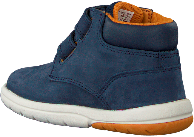 Blauwe TIMBERLAND Hoge sneaker TODDLE TRACKS H&L BOOT  - large