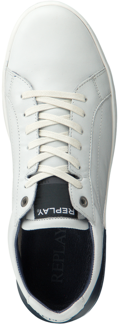 Witte REPLAY Sneakers SANGREY  - large