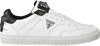 Witte GUESS Sneakers BRIAN  - small