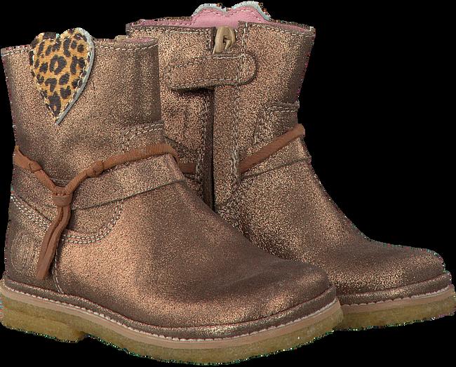 Bronzen SHOESME Lange laarzen BC7W046  - large