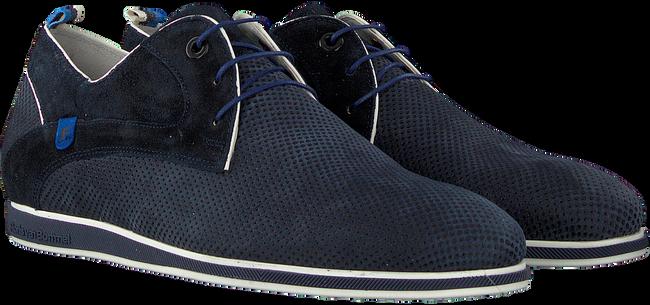 Blauwe FLORIS VAN BOMMEL Nette schoenen 18202  - large