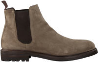 Taupe MAZZELTOV Chelsea boots 4146  - medium