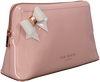 Roze TED BAKER Toilettas ALLEY - small