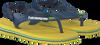Gele HAVAIANAS Slippers BABY BRASIL LOGO  - small