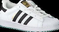 Witte ADIDAS Sneakers SUPERSTAR C - medium