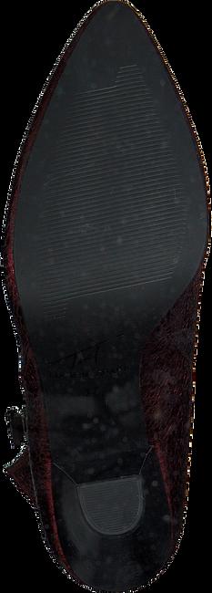 Rode TORAL Enkellaarsjes 10922 - large