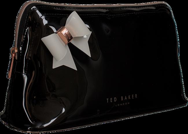 Zwarte TED BAKER Toilettas AUBRIE - large