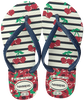 blauwe HAVAIANAS Slippers KIDS SLIM FASHION  - small