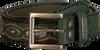 Groene SENDRA Riem 7606 - small